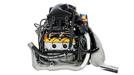 Porsche - Moteur