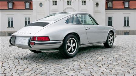 Porsche - Finitions