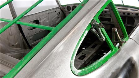 Porsche - Body Work: Reconstruction