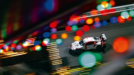 Porsche - Festival de RSR