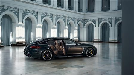 Porsche - Panamera Exclusive Series