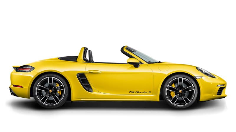 Porsche 718 Boxster S - Exclusive 718