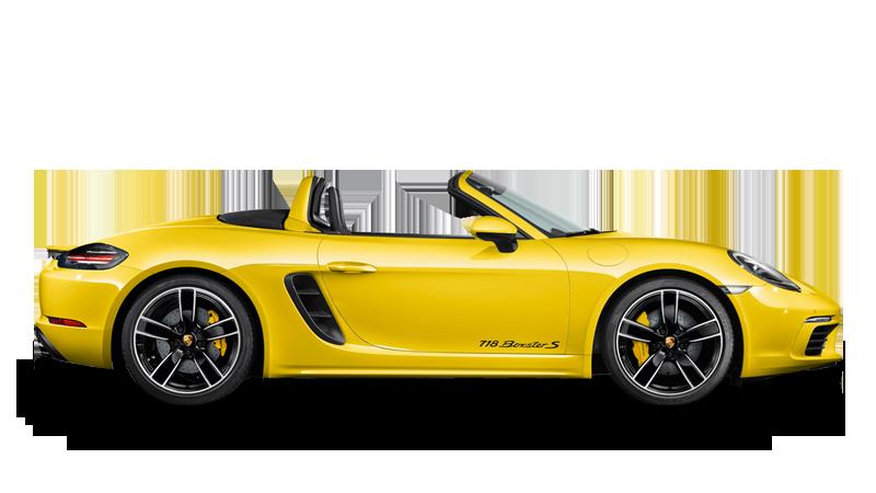 Porsche 718 Cayman S - Exclusive 718