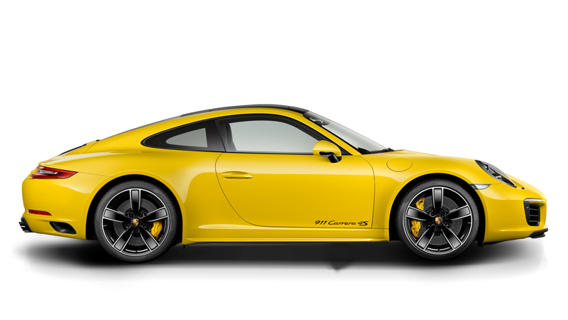 Porsche 911 Carrera GTS -  Tequipment Genuine Accessories