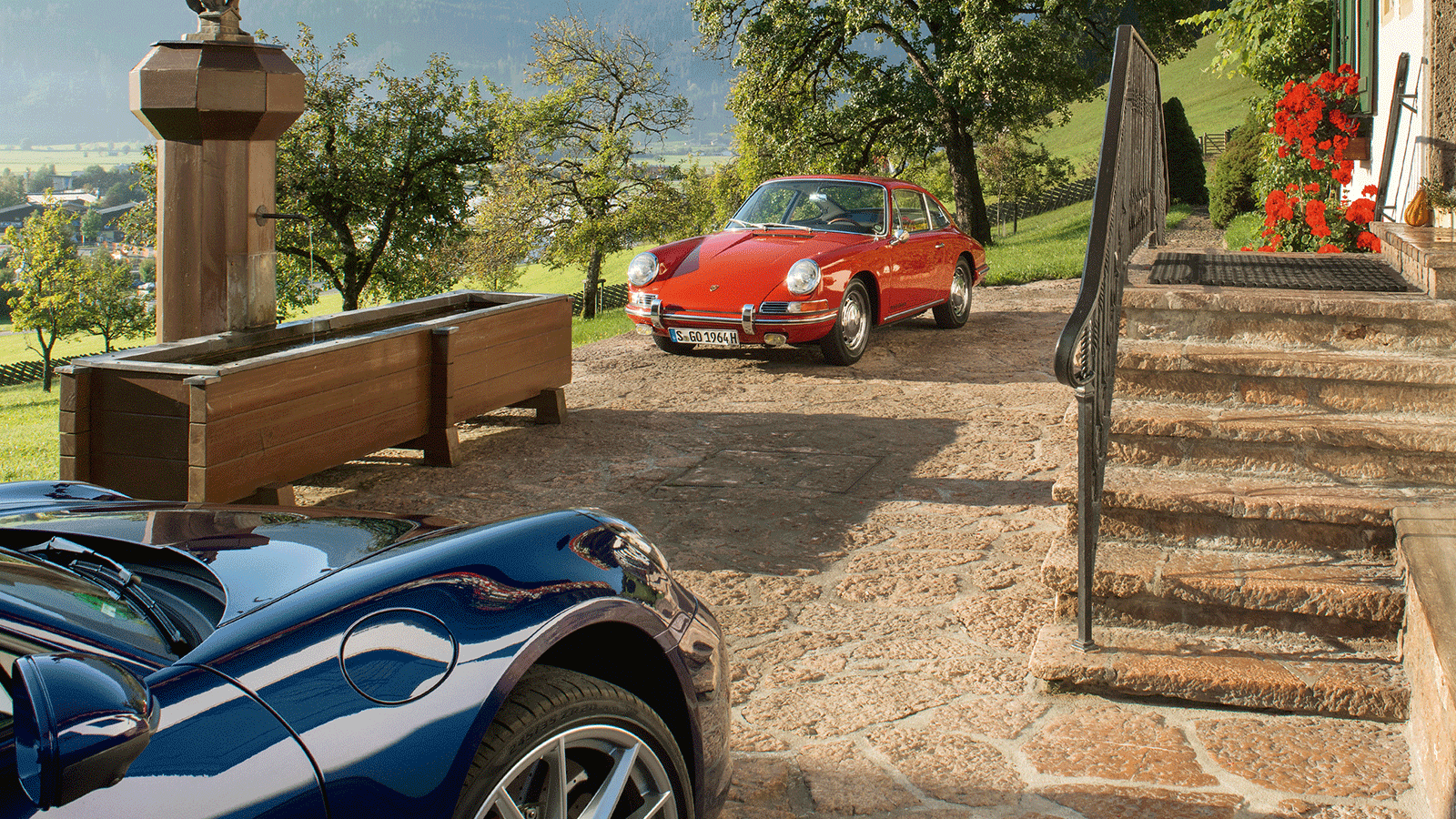 Porsche 电动时代的保时捷传奇