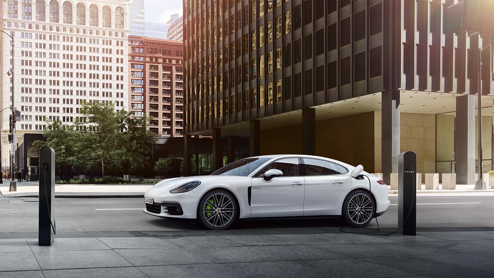 Porsche 能量