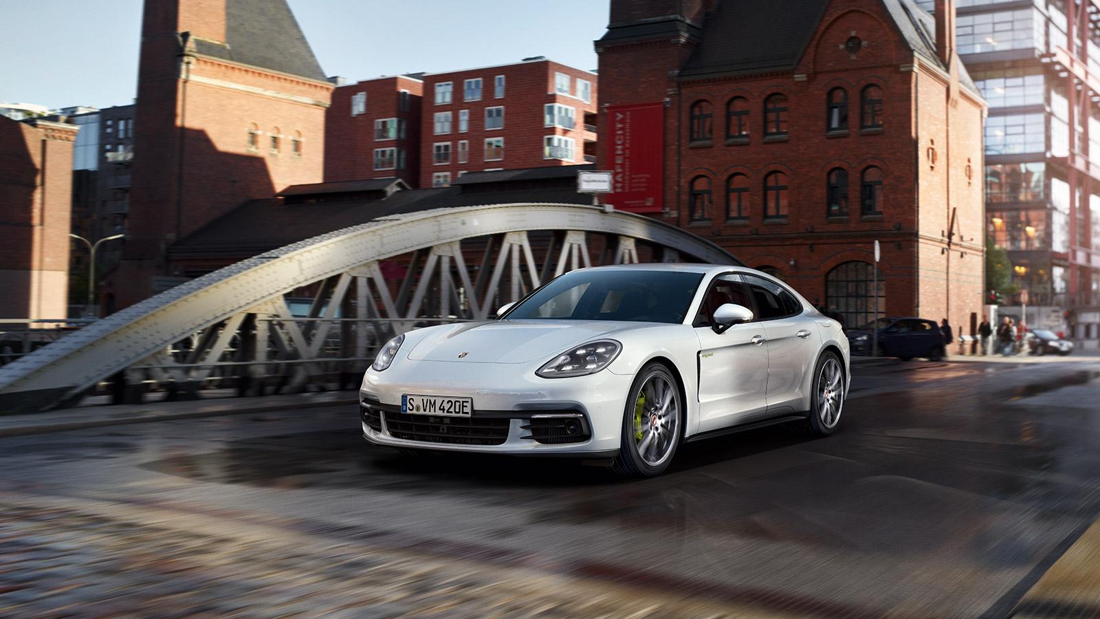 Porsche 车辆