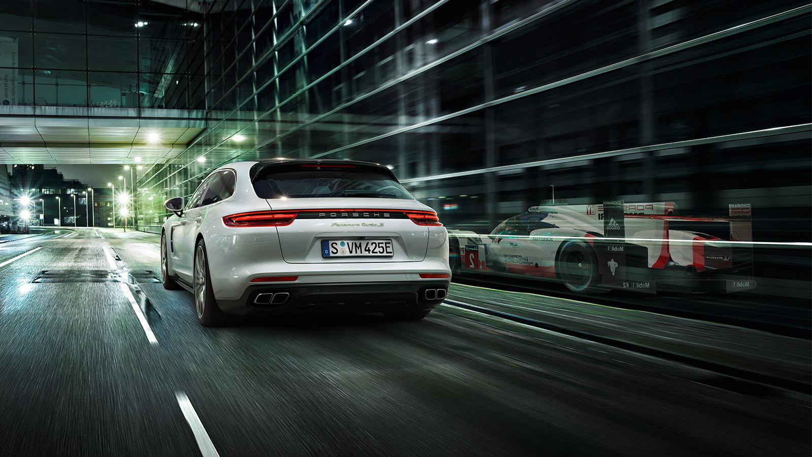 Porsche 保时捷 E 驱高效动力
