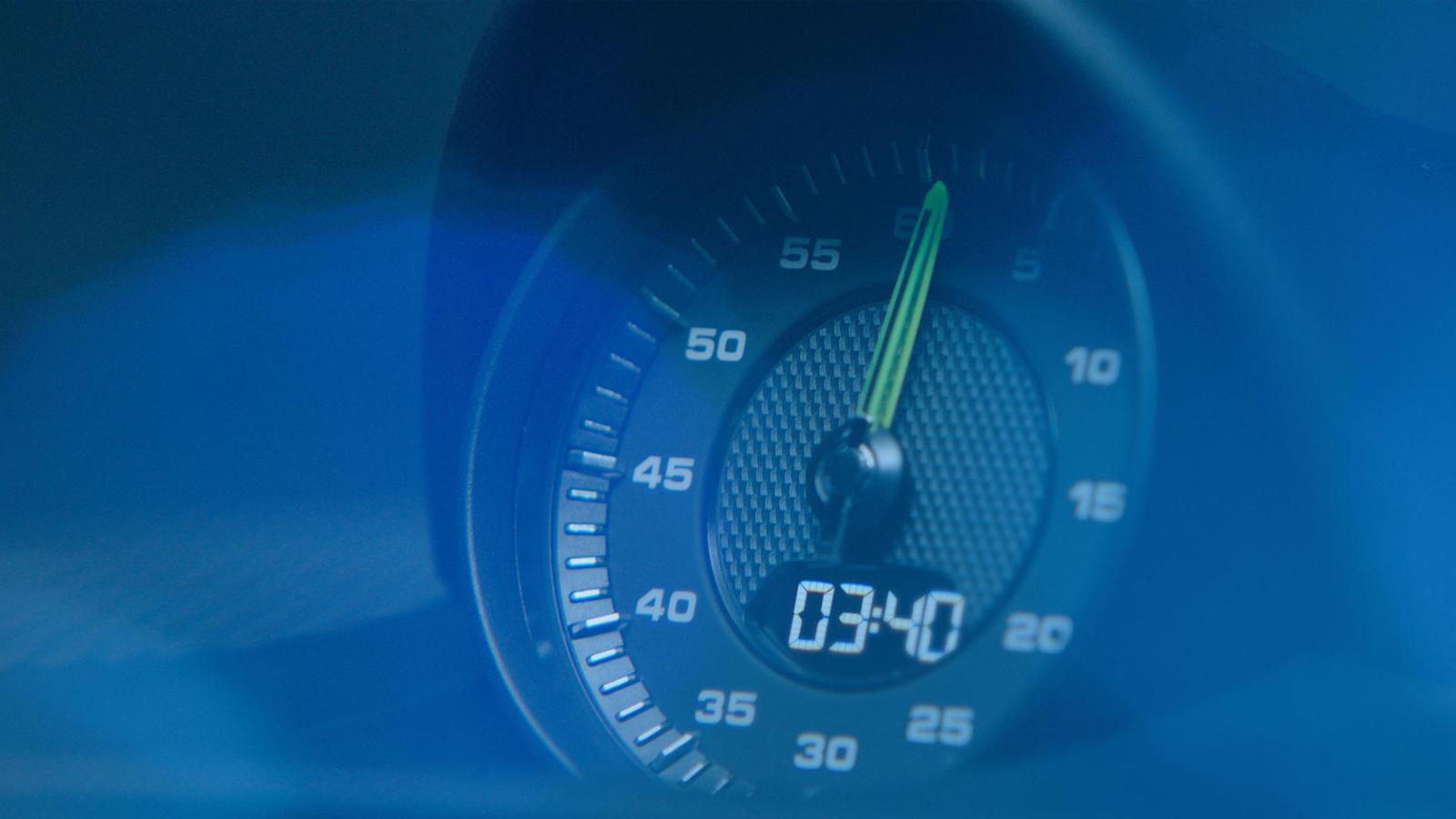 Porsche 3.5 秒