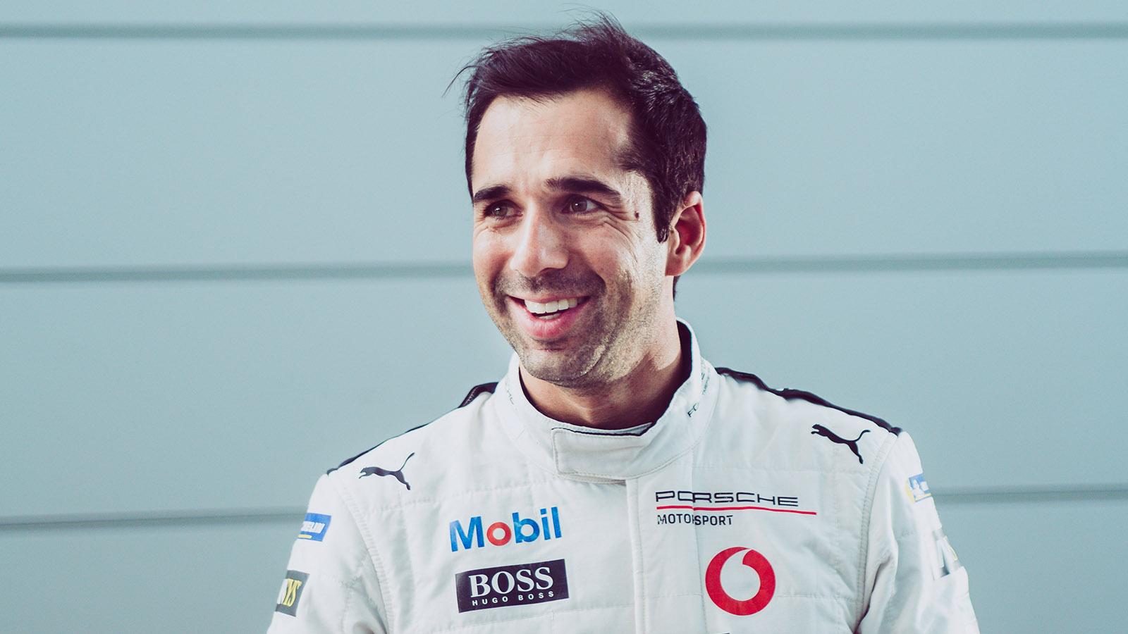 Porsche - Neel Jani (test, development and race driver) SUI
