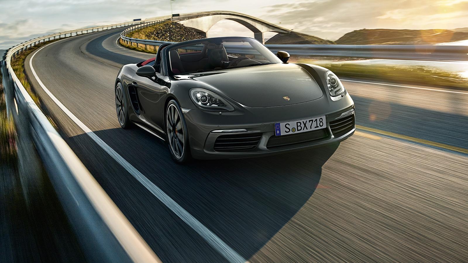 Porsche - Tyres