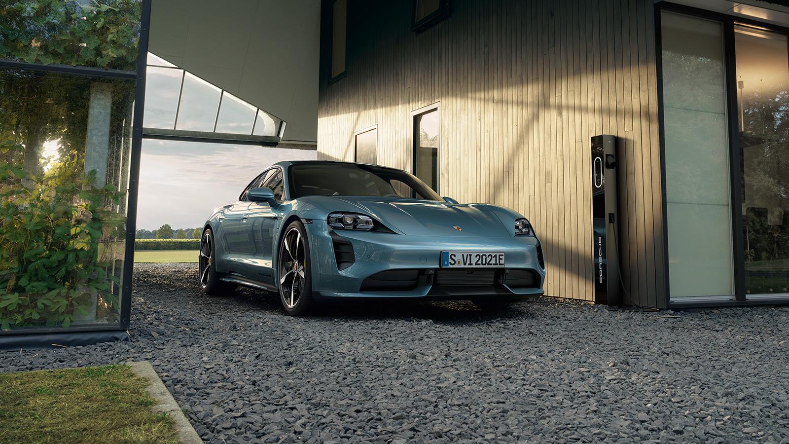 Porsche - E-Performance