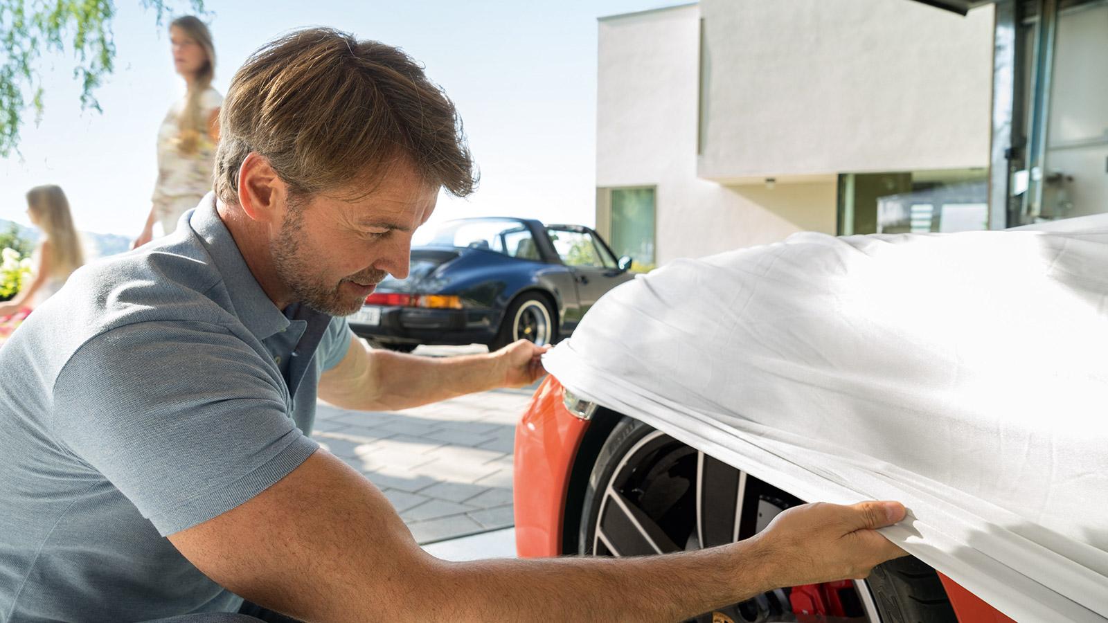 Porsche - Car covers