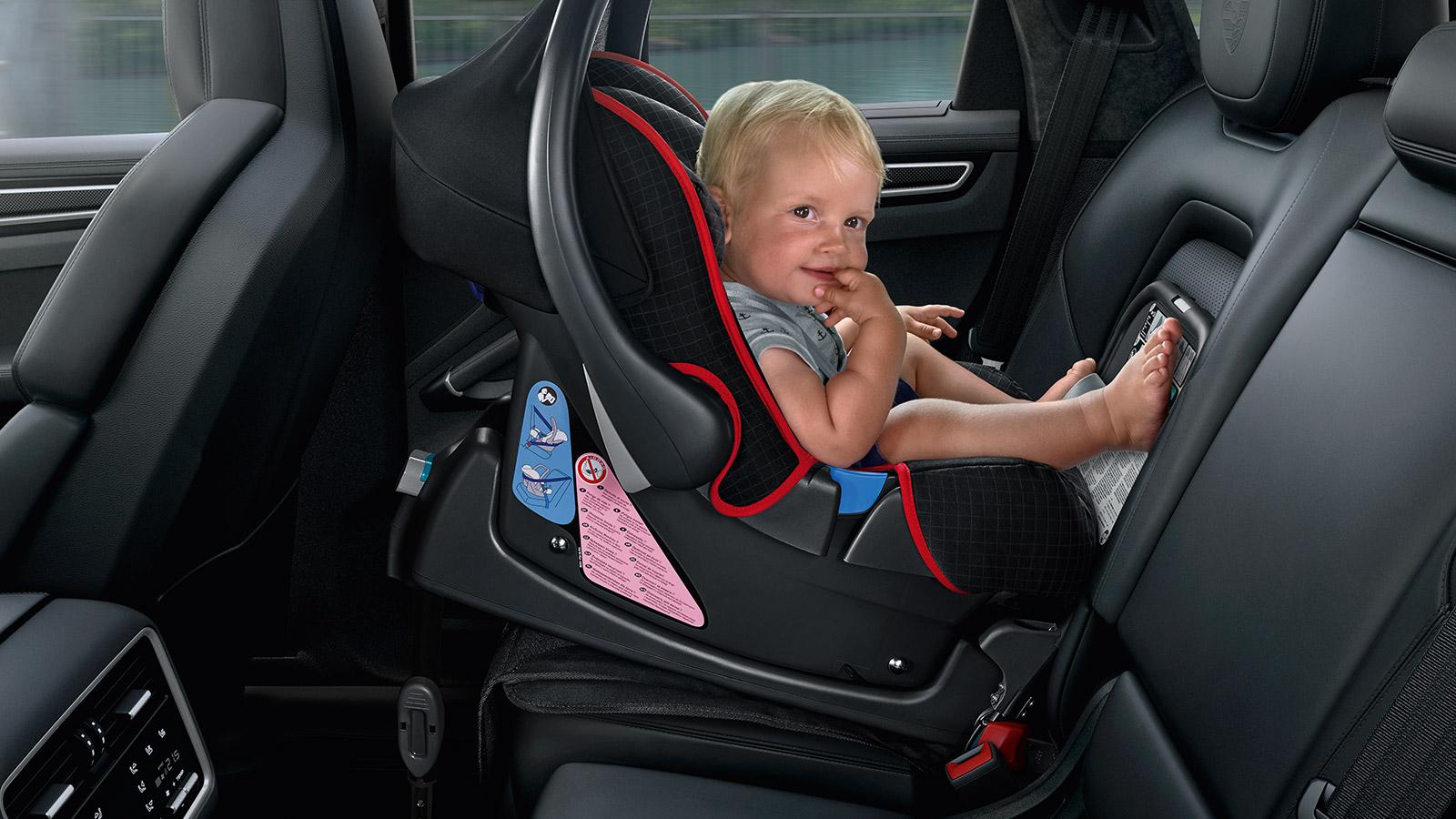 Porsche - Assentos infantis