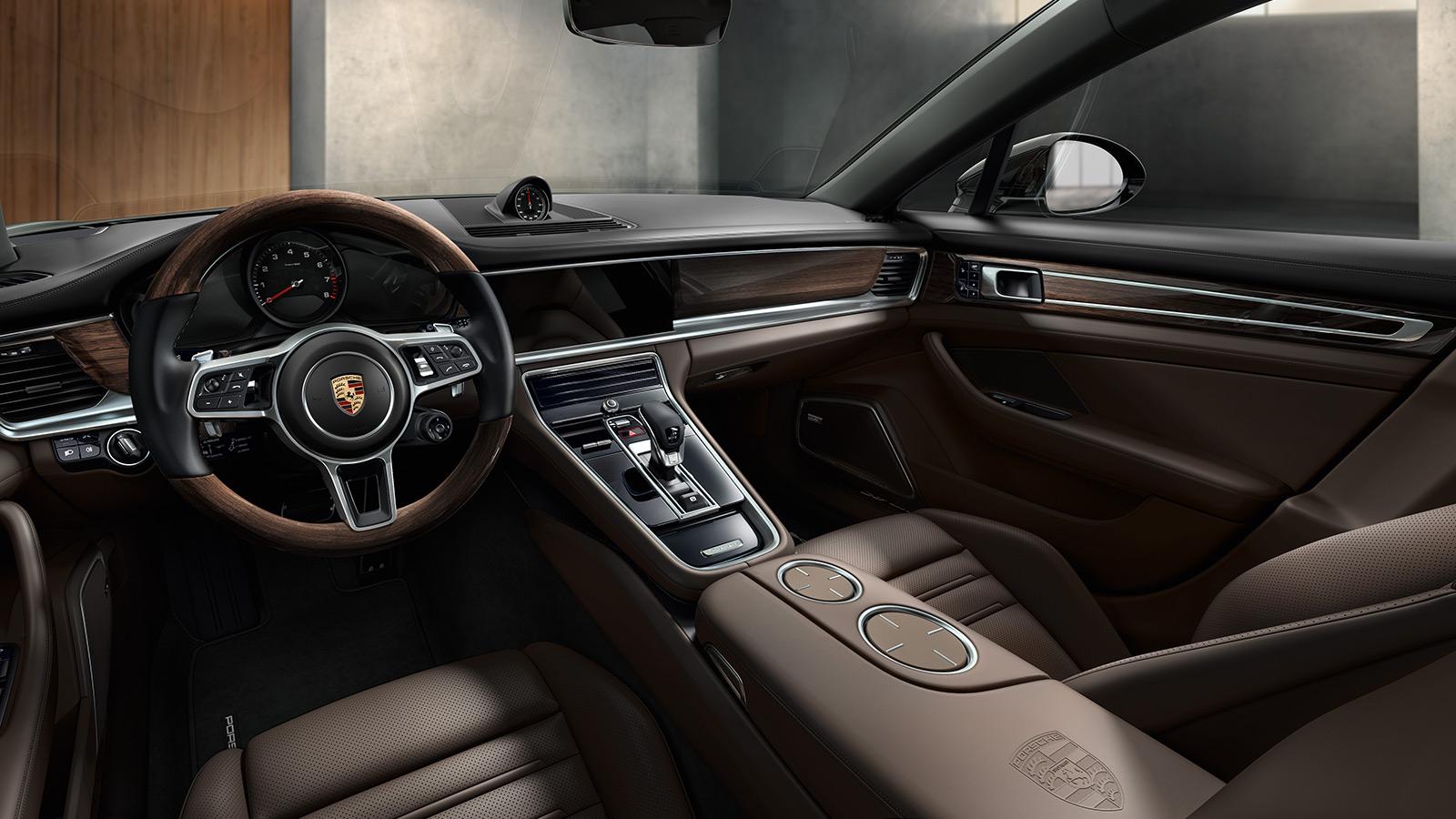 Porsche - Interior packages
