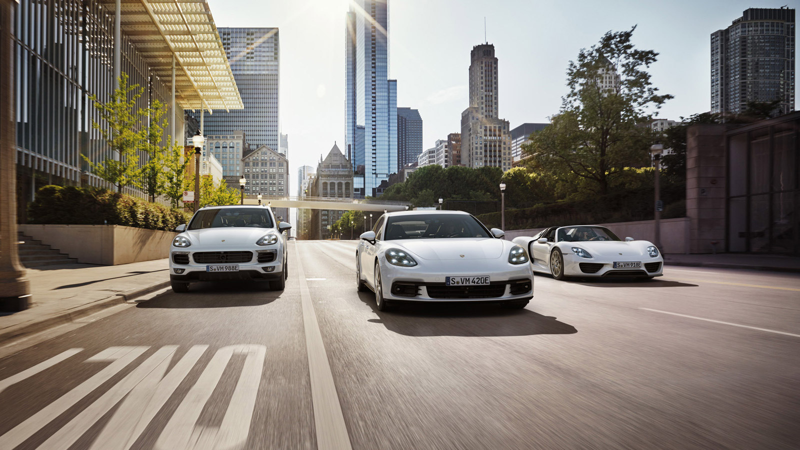 Porsche 理念